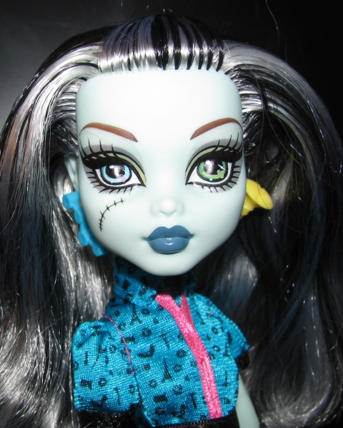Кукла Фрэнки Штейн Скариж Город Страхов Monster High