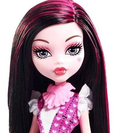 Кукла Monster High Дракулаура Бюджетная