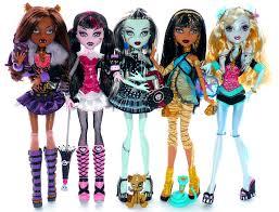 базовые куклы монстер хай фото