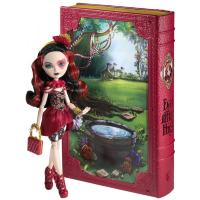 Ever After High Книга Лиззи Хартс