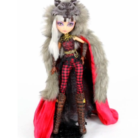 Ever After High Сериз Вульф эксклюзив Комик-Кона в Сан-Диего, 2014 Базовые куклы
