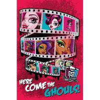 Monster High Блокнот Here Come The Ghouls (MH14-224K)