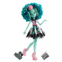 Monster High Хани Свомп Страх! Камера! Мотор!
